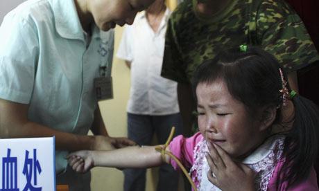 China-A-childs-blood-samp-001