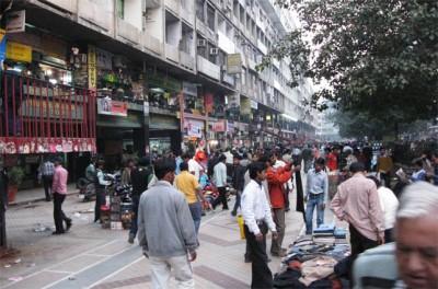nehru place market