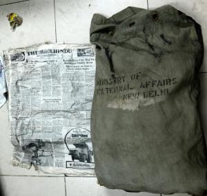 kanchanjanga mail bag