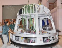 Baby steps towards a manned spaceflight